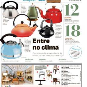 Ceraflame - Estadão SP / Caderno Casa