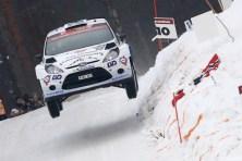 FIA WORLD RALLY CHAMPIONSHIP 2015 - WRC Rally Sweden