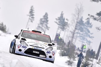 FIA WORLD RALLY CHAMPIONSHIP 2015 - WRC Rally Sweden
