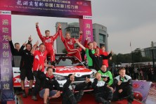 05CR15 - MRF Skoda team Celebration APSM