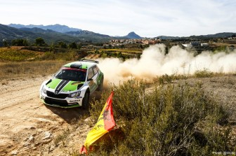 FIA WORLD RALLY CHAMPIONSHIP 2015 - WRC RallyRACC Catalunya Spain