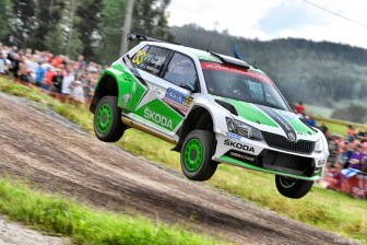 FIA WORLD RALLY CHAMPIONSHIP 2016 - WRC FINLAND