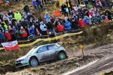 FIA WORLD RALLY CHAMPIONSHIP WALES RALLY GB