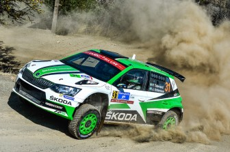 FIA WORLD RALLY CHAMPIONSHIP MEXICO