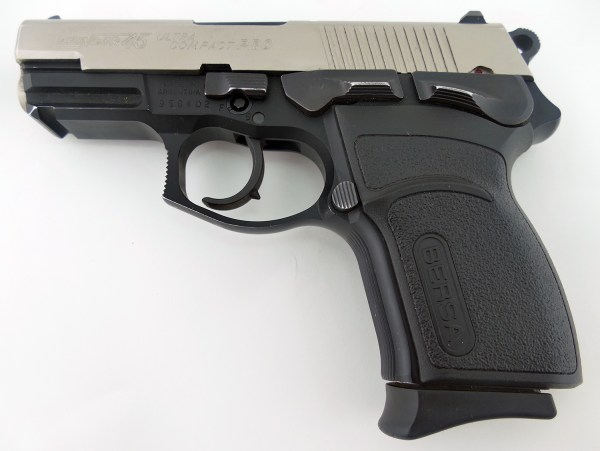20+ Bersa Thunder Ultra Compact 45acp Pictures and Ideas on Meta