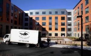 Boston Moving Company - Pony Express