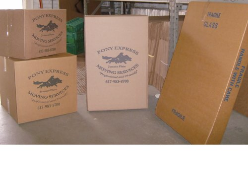 Packing Services - Boston MA