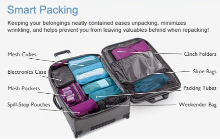 Packing Tips and Packing FAQ