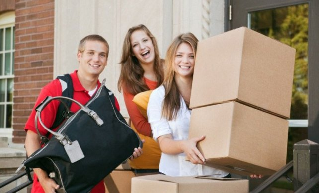 Moving Out of Your College Dorm