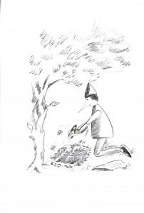 """""""Le avventure di Pinocchio"""" in dialetto ponziano (8"""