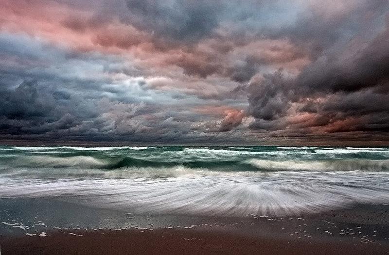 Tempesta  Ponza Racconta