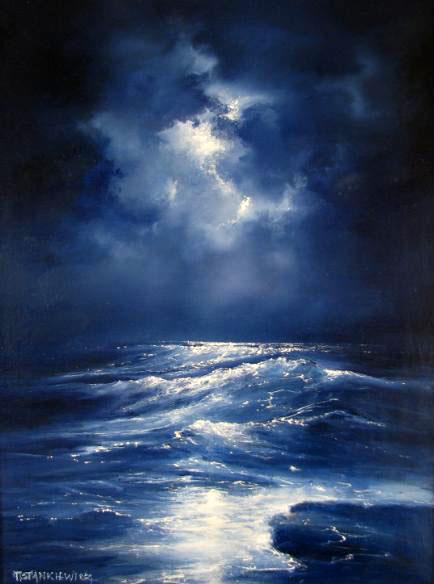 Una notte di tempesta al faro della Guardia  Ponza Racconta