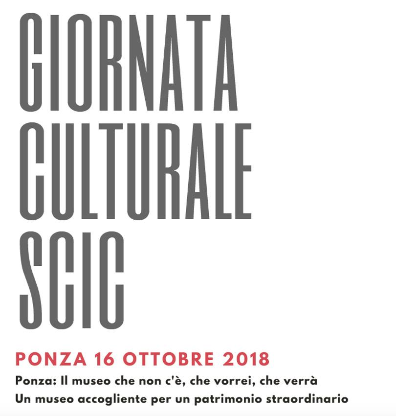 Giornata culturale Scic a Ponza: il museo che verrà