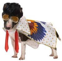 Dog Costumes: Elvis Presley