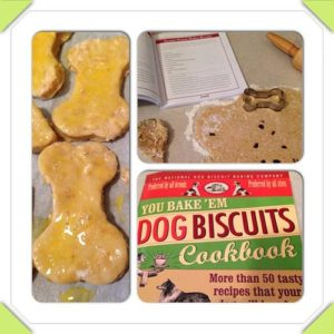 home made dog cookie recipes