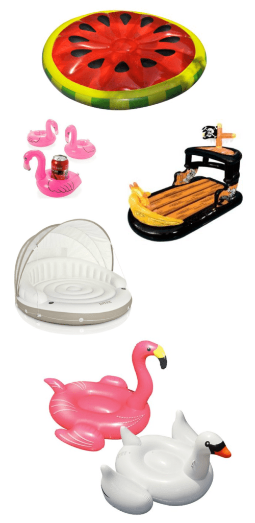 The 10 most fun pool floats and tubes of all times!