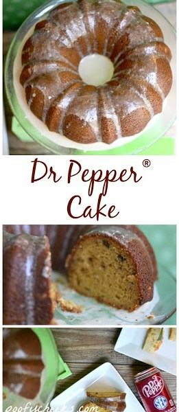 Dr Pepper® Cake Recipe