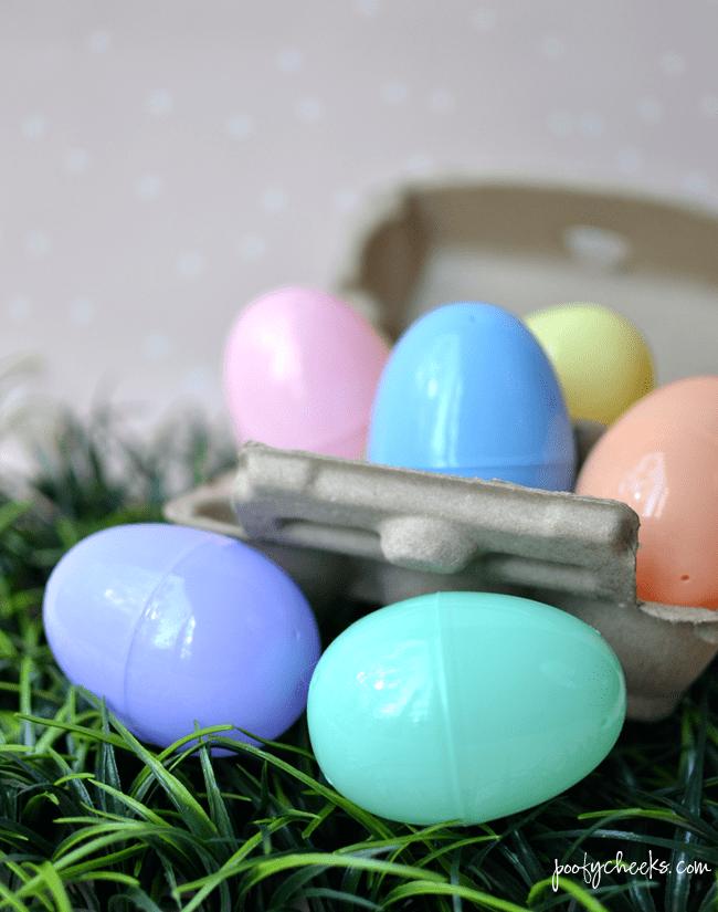 speckled easter egg tutorial