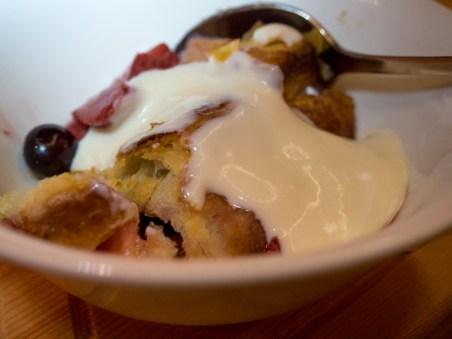 BBQ Cabin Fruit Tart