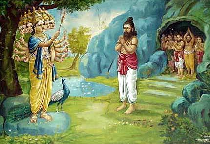 Lord Saravan