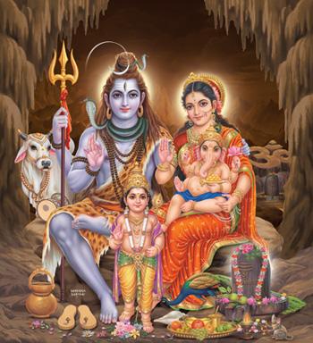 Siva Parvati