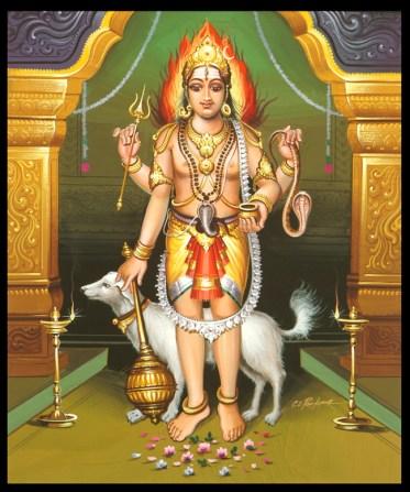 Sri kalabhairava