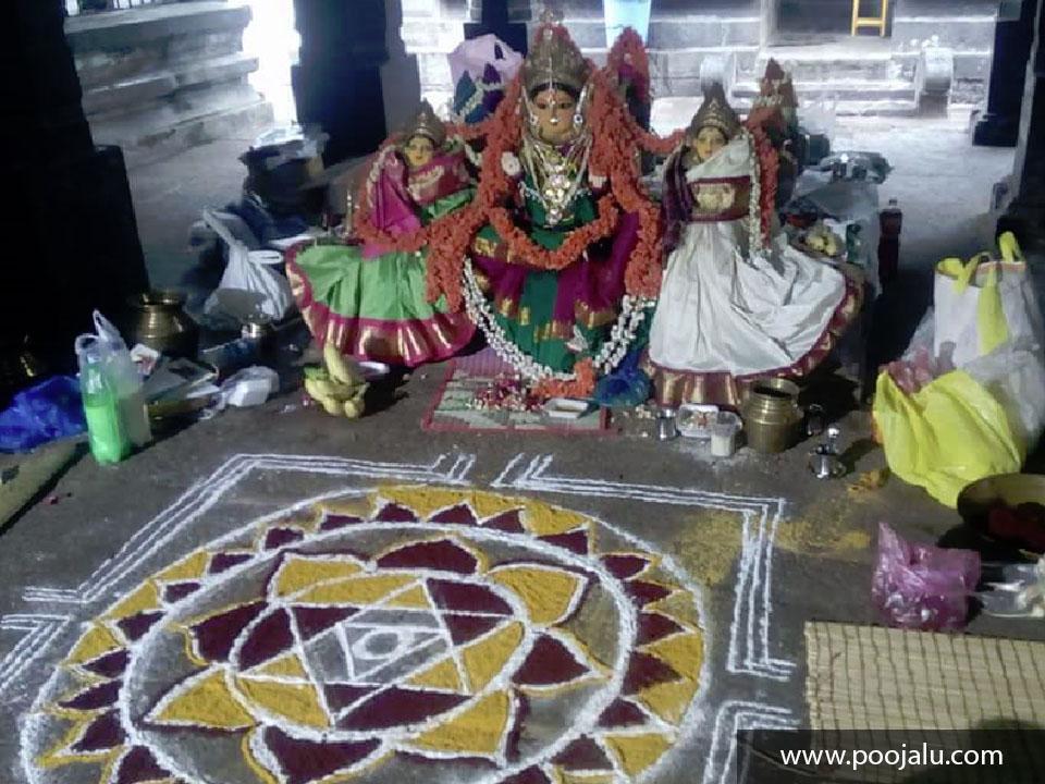 Maha lakshmi Pooja