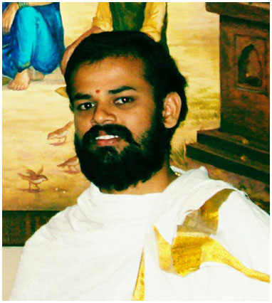 Pandit Alivilla Pradeep Sharma
