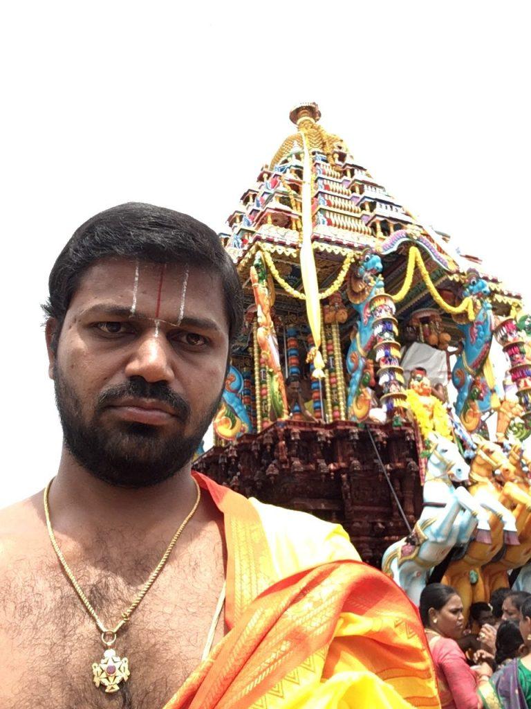 Kalakuntla Goutham Acharya_Pandit