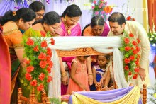 Shubh Muhurat for Cradle Ceremony