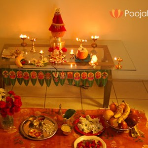 List of Pooja Samagri - Puja Material lists various Pujas | Poojalu com