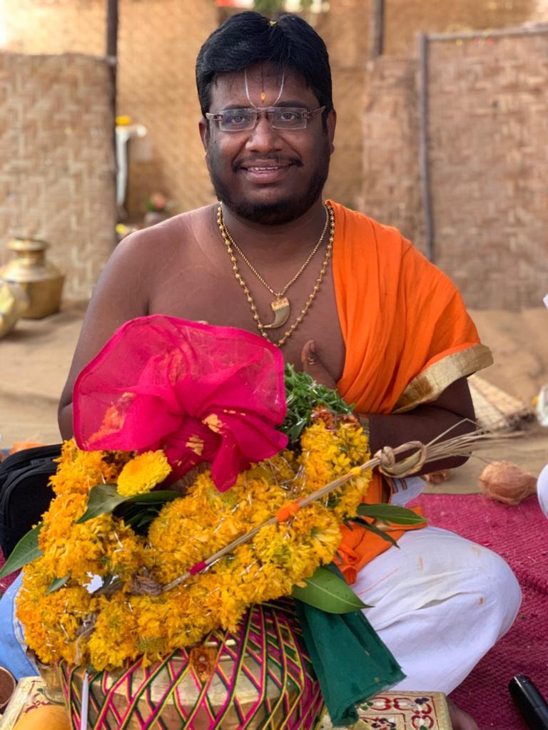 Bikkavolu anantha Lakshman kumar_Pandit