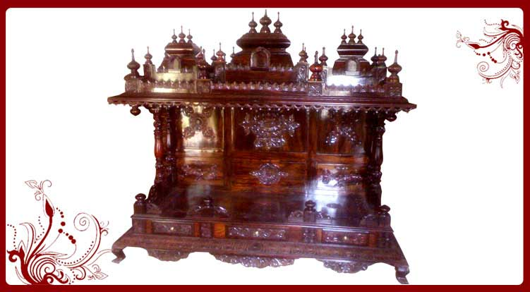 Wood Temple Design For Home Brightchat ...