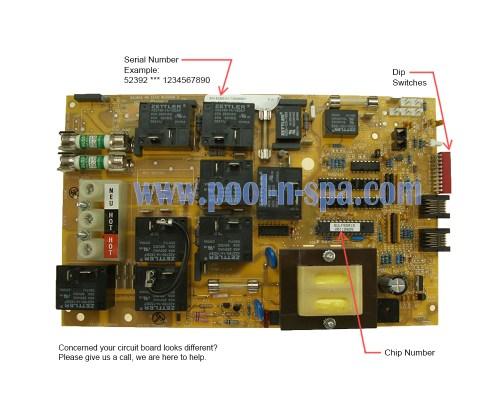 small resolution of  balboa 52392 circuit board bulf65r1 x bullfrog spas 65 1040 on bullfrog
