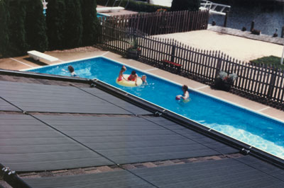 solar heating repair