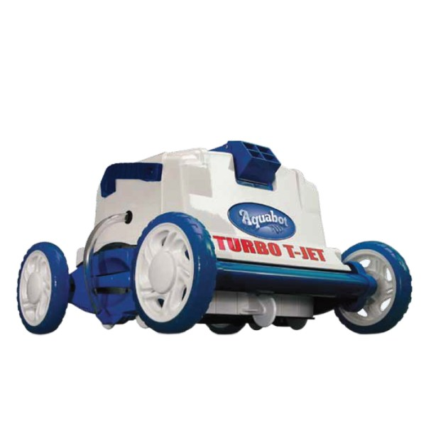 Abttjet Aqbot Turbo Tjet Robot Cleaner Ig With Power Wash Jets 50' Cable Vacuums Floors And