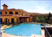 Really nice houses with pool Pictures:: Nice Houses
