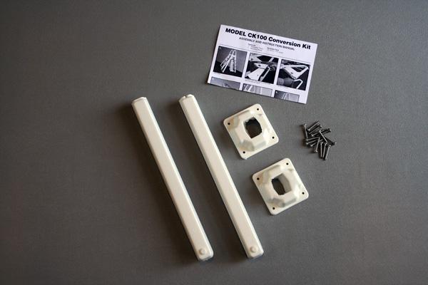 Confer Ck7100 Conversion Kit For Model 7100b Ladder Ebay