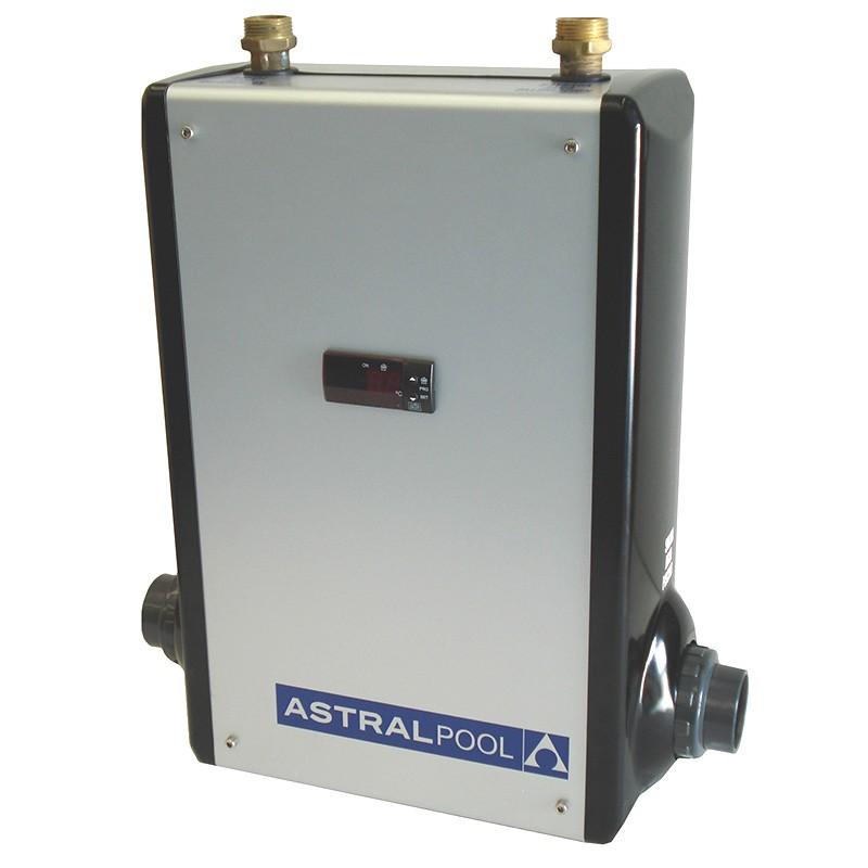 Intercambiador de calor aguaagua AstralPool Waterheat