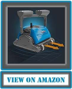 Dolphin Oasis Z5i Robotic Pool Cleaner by Maytronics, 99991079-Z5i, Ideal for In-Ground Pools Up to 50 Feet