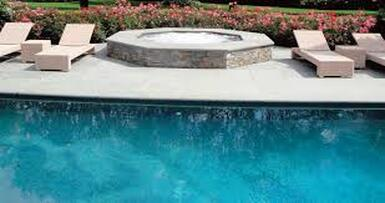 tile cleaning pool filter system