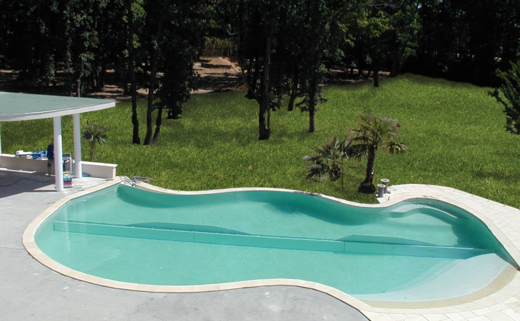 Residential Automatic Energy Saving Child Safety Pool Covers By Pool Cover Tech