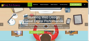 Poole Web Designers Website design Prices
