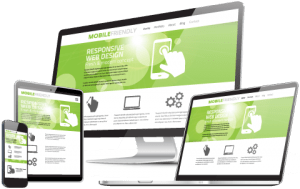 responsive website building
