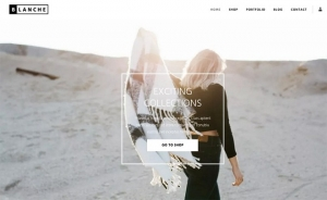Online Shop Website Sample Web Design