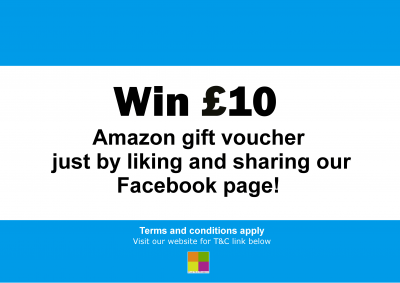Facebook Tenner contest