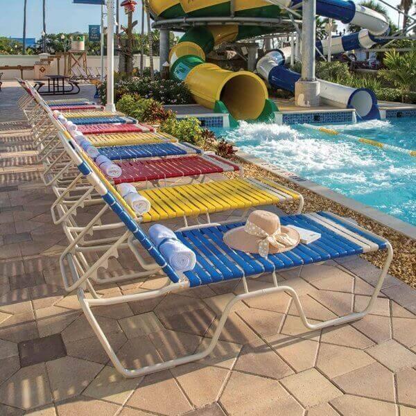 outdoor swimming pool furniture