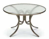 Pool Furniture Supply. Dining Table 48 Inch Round Glass ...