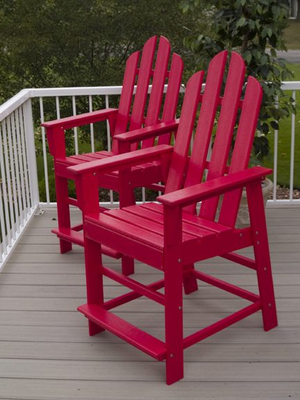 plastic resin chairs pong chair ikea pool furniture supply. counter recycled polywood long island
