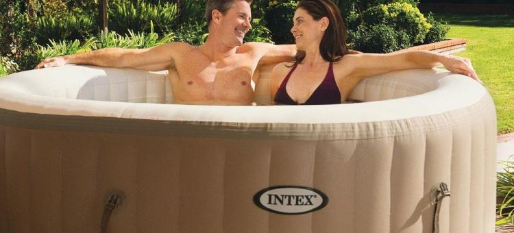 Top 5 Intex Inflatable Hot Tub Reviews 2021